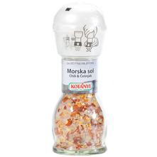 Kotanyi Morska sol chili&češnjak 72 g