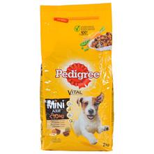 Pedigree Vital Potpuna hrana za odrasle pse piletina i povrće 2 kg