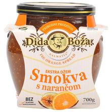 Dida Boža Ekstra džem smokva s narančom 700 g