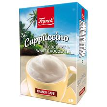 Franck Cappuccino kokos bijela čokolada 148 g