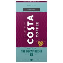 Costa Coffee Espresso Kava the decaf blend, 10 kapsula, 57 g