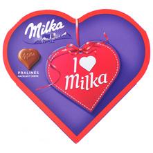 I Love Milka Praline hazelnut creme 44 g
