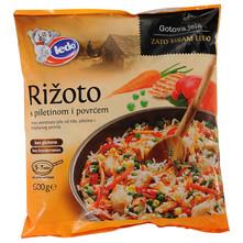 Ledo Rižoto s piletinom i povrćem 600 g