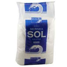 Solana Pag morska krupna sol 10 kg