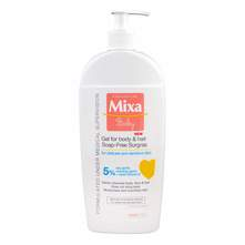 Mixa Baby Gel za kupanje za kosu i tijelo 400 ml