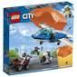 Lego Uhićenje padobranca s nebeskom policijom