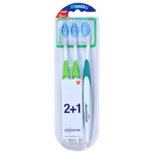 Sensodyne Multicare Četkice za zube soft 3/1