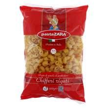Pasta Zara Chifferi Rigati tjestenina 500 g