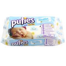 Pufies Baby Art+Dry Sensitive Vlažne maramice 64/1
