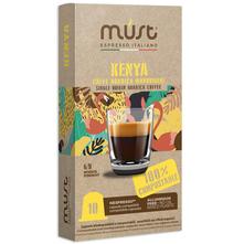 Must Kenya NS kava,10 kapsula, 50 g