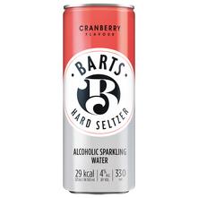 Barts Hard Seltzer Gazirano alkoholno piće s okusom brusnice 330 ml