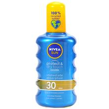 Nivea Sun Protect&Dry Touch SPF 30 Sprej za sunčanje 200 ml