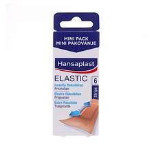 Hansaplast Elastic flaster 6/1