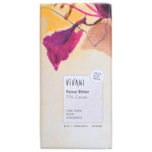 Vivani Bitter čokolada 71% cacao eko 100 g
