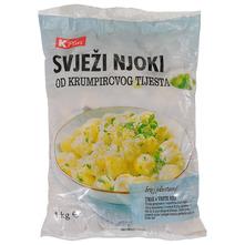 K Plus Svježi njoki od krumpirovog tijesta 1 kg