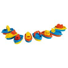 Brodić igračka razne vrste