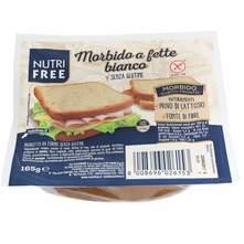 Nutrifree Kruh bijeli u šnitama 165 g