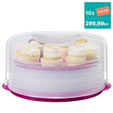 Tupperware Nosiljka za tortu/kolače Ø31,5 cm