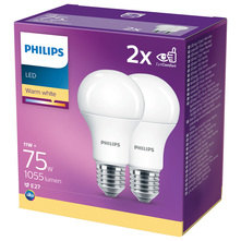 Philips LED žarulje 75W A60 E27 2/1