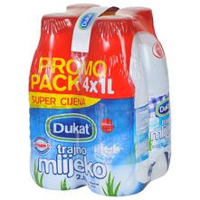 Dukat Trajno mlijeko 2,8% m.m. 4x1 l
