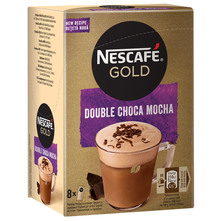 Nescafe Gold double choca mocha 148 g