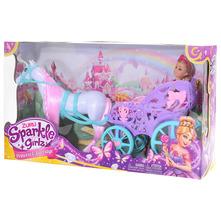 Zuru Sparkle Girlz Set za igru princess & carriage