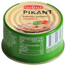 Podravka Pikant kokošja pašteta 125 g