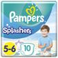 Pampers Pelene za kupanje, veličina 5-6, 14+ kg 10/1