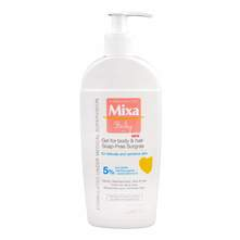 Mixa Baby Gel za kupanje za kosu i tijelo 250 ml