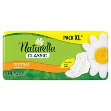 Naturella Classic Normal Higijenski ulošci camomile 18/1