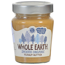 Whole Earth Maslac od kikirikija glatki eko 227 g
