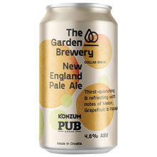The Garden Brewery New England Pale Ale Pivo 330 ml