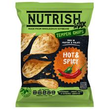 Nutrish Proteinski čips od soje hot & spicy 60 g