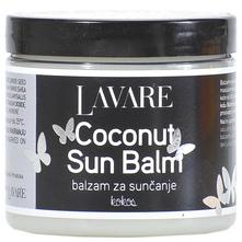 Lavare Sun Balm Balzam za sunčanje kokos 200 ml
