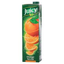 Juicy naranča nektar 1 l
