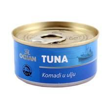 Tuna ocean komadi ulje 56 g
