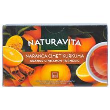 Naturavita Čaj naranča,cimet i kurkuma 50 g