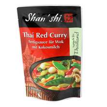 Shan Shi Thai Red Curry umak 120 g