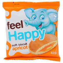 Feel Happy Biskvit marelica 42 g