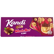 Kandit Whole Nut King Mliječna čokolada 230 g