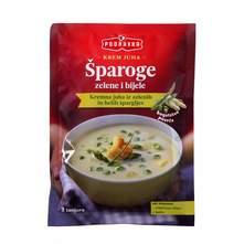 Podravka krem juha šparoge zelene i bijele 80 g