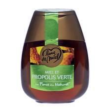 Lune de miel med obogaćen propolisom 250 g