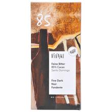 Viviani Bitter čokolada 85% cacao eko 100 g