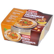 Ribella Duo Mix Hummus Namaz onion sweet salad 200 g