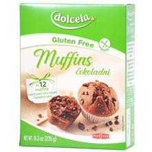 Dolcela Mješavina u prahu muffines čokoladni 235 g