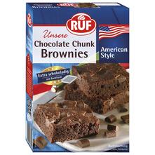 Ruf American Style Brownies s komadićima čokolade 410 g
