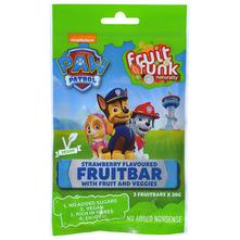 Fruitfunk Voćne pločice jagoda 3x20 g