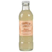 Franklin Brewed Ginger Beer gazirano piće 0,2 l