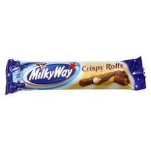 Milky Way crispy rolls desert 25 g