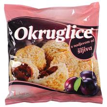 Klara Okruglice sa šljivama 1 kg